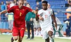 انسو فاتي يسجل ظهوره الأول بقميص منتخب إسبانيا تحت 21 عامًا