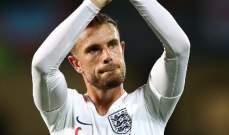 هندرسون يفوز بجائزة لاعب العام في انكلترا عن عام 2019