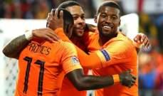 كروس قلق من مواجهة هولندا