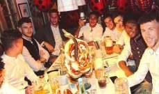 كوتينيو يشارك في فعاليات مهرجان الجعة الالماني