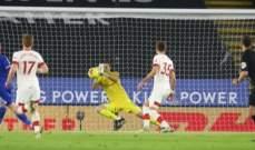 الدوري الانكليزي: ليستر سيتي يخطف وصافة الترتيب بعد فوزه على ساوثامبتون