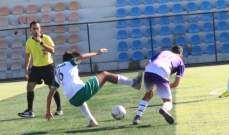 نتائج الاسبوع الثالث من بطولة لبنان لدوري الشباب