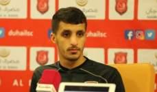 عبد الله الاحرق: نحن نبحث عن التتويج بلقب الدوري