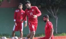 منتخب لبنان لكرة القدم يستعد بوتيرة الحد الأدنى للتصفيات الاسيوية