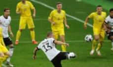 دوري الامم الاوروبي: المانيا تحقق فوزها الاول بتخطيها عقبة اوكرانيا وفوز اسبانيا على سويسرا