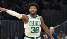 يوتا جاز يؤخر تأهل بوسطن الى نهائيات NBA