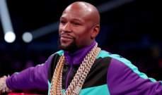 فيفتي سنت: فلويد عاد إلى الملاكمة لأنه يحتاج إلى المال