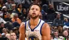 NBA: كوري يقود الواريرز للثأر من الليكرز في مباريات ما قبل انطلاق الموسم