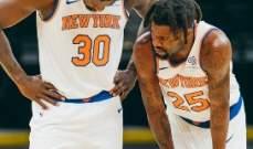 نيويورك يفوز على بوسطن، وباقي نتائج مباريات NBA