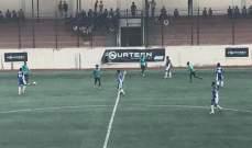 الدوري اللبناني: طرابلس يفوز على الشباب الغازية بهدفين مقابل هدف