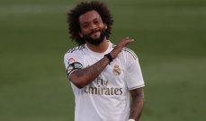 مارسيلو لن يترك ريال مدريد قبل نهاية عقده
