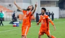 الدوري الاماراتي: سقوط الفجيرة وفوز صعب لـ شباب الاهلي على النصر
