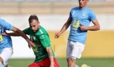الوحدات يتأهل إلى نهائي كأس درع الاتحاد الاردني على حساب الفيصلي