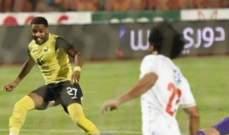 الدوري المصري: تعادل الزمالك يشعل صراع المركز الثاني مع بيراميدز