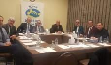 كرة الطاولة: مقررات إجتماع المكتب التنفيذي لإتحاد البحر الأبيض المتوسط