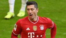 ريال مدريد يجدد رغبته في التعاقد مع ليفاندوفسكي
