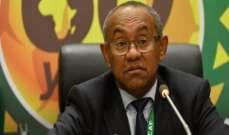 احمد احمد: قرار إيقاف النشاط جاء بسبب ضرورة الحرص على جميع عناصر كرة القدم