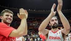 لاعب اسبانيا: لعبنا مباراة جيدة للغاية امام صربيا