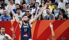 مدرب فرنسا: سعيد بالفوز الكبير على الاردن