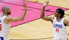 NBA: الليكرز يسقط امام ديترويت والكليبرز يفوز بغياب نجومه