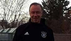 خاص- جاسبرت سعيد بعودة الدوري الالماني ويأمل في العودة الى التدريب قريبا