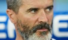 روي كين: متفاجئ من خسارة ليفربول