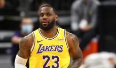 NBA: الليكرز يرفع عدد انتصاراته الى ستة بعد تخطي ميمفيس