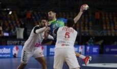 مونديال اليد: سلوفينيا تكتسح مقدونيا الشمالية وسقوط لـ آيسلندا امام سويسرا