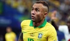 توتنهام يريد مهاجم البرازيل