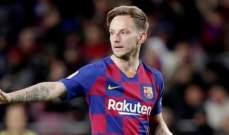 راكيتيتش لا يريد الرحيل عن برشلونة