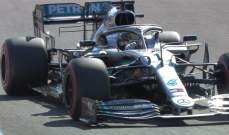 بوتاس يتصدر التجارب الحرة الاولى في سباق جائزة ابو ظبي