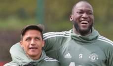 لوكاكو يحث سانشيز على الانضمام إلى انتر ميلان