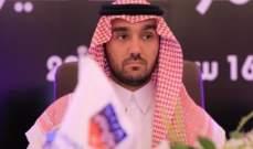 الأمير عبد العزيز بن تركي الفيصل رئيساً للاتحاد العربي لكرة القدم
