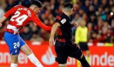 الليغا: غرناطة يعرقل اتلتيكو مدريد ويجرّه لتعادل مرير