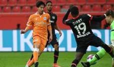 الدوري الالماني: خسارة مفاجئة لـ باير ليفركوزن امام ارمينيا بيليفيلد