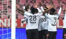 الليغ 1: ليل يواصل تألقه، خسارة مؤلمة لـ مونبيلييه وفوز صعب لـ ستاد ريمس