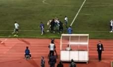 كأس الاتحاد الآسيوي: ضربة جزاء متأخرة تمنح الانصار الفوز على الفيصلي