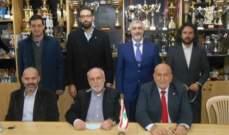 انتخابات تزكية في اتحاد المبارزة جهاد سلامة رئيساً وجورج زيدان نائبه