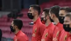 نقل مباريات المنتخب البلجيكي خارج العاصمة