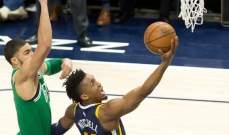 تراي يونغ ودونافان ميتشيل افضل مسجلي NBA في 26 شباط 2020