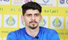 زكريا: كنا نستحق الفوز على قطر