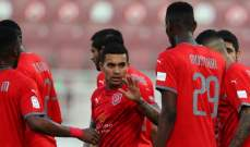 الدوري القطري: الدحيل يكتسح الخور، وفوز صعب للغرافة وتعادل للسيلية