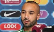 نبيل الزهر: مباراتنا امام العربي ستكون صعبة للغاية