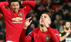 مانشستر يونايتد سيفشل في اللحاق بليفربول هذا الموسم