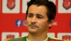 فاريا: فريق قطر يحظى بتنظيم مميز