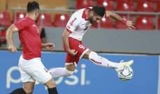 لبنان يخيب الامال امام اليمن في نهاية مشواره ببطولة غرب اسيا