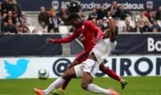 الدوري الفرنسي: ستراسبورغ يتخطى بوردو بهدف نظيف
