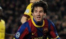 ميسي بدون عقد بعد 7478 يوماً بقميص برشلونة