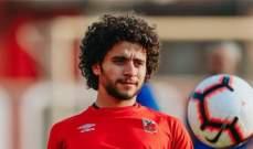 محمد محمود: اريد العودة للمشاركة في انتصارات الأهلي
