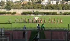 الدوري اللبناني: شباب الساحل يتخطى الغازية بثلاثية وفوز البرج